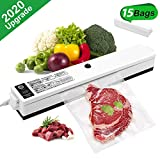 Best food sealer vacuum sealer - Vacuum Sealer, Etrigger One-button Automatic Food Sealer Machine Review