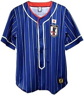 日本サッカー協会(JFA) ベースボールシャツ 2019