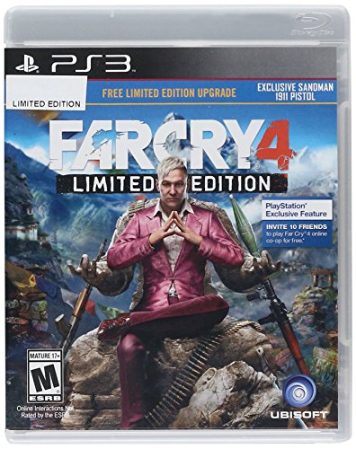 Far Cry 4 Buy Online In Bahamas Ubisoft Products In Bahamas See Prices Reviews And Free Delivery Over Bsd80 Desertcart