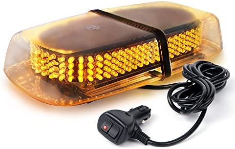 MARCALA LED Road Flares 6-Pack | The Only Roadside Safety Disc Kit with a Whistle | DOT Compliant LED Safety Flares Kit w/Batteries Installed