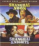 Shanghai Noon & Shanghai Knights 2: Movie Coll [Edizione: Stati Uniti] [Reino Unido] [Blu-ray]