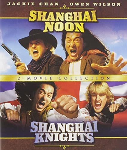 Noon/Shanghai Knights 2: Movie Collection [Blu-Ray]