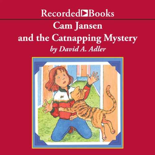 Cam Jansen and the Catnapping Mystery audiobook cover art