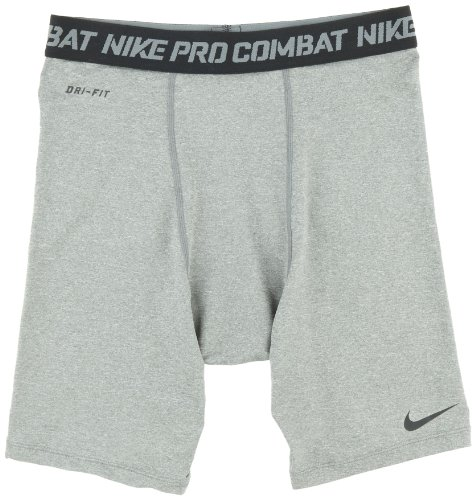 NIKE Core Compression - Pantalones de Tenis para Hombre, tamaño S, Color Gris