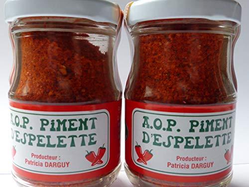 Patricia Darguy A.O.P. Piment d´Espelette 2 x 50 g