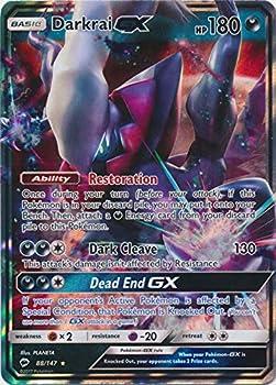 Darkrai GX - 88/147 - Ultra Rare