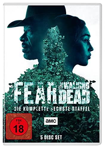 Fear The Walking Dead - Staffel 6 [5 DVDs]
