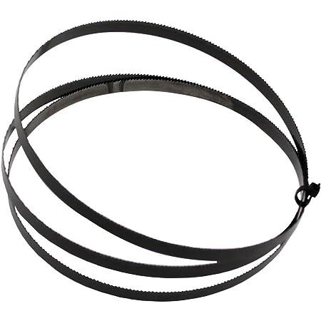Bands/ägeblatt 1712x13x0,65 mm 6 ZpZ passend f/ür Metabo Einhell