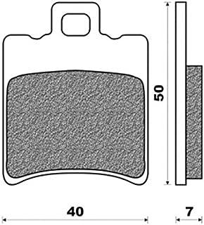 06435-GCM-902 00160618 rif one by Camamoto cod 77281915 set coppia pastiglie // pasticche freno adatte sia per anteriore e posteriore compatibilIi con sniper // x8r 50 x  compar FD0224 rif orig