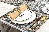 Gold Silber Serviettenringe, 6/12 Stück Metall Serviettenschnallen für Hochzeitsfeier Abendessen Jubiläum Tischdekoration - 2
