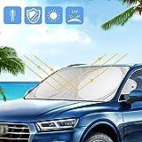 Amokee Auto Sonnenschutz für Frontscheiben