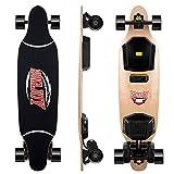 RUNAJOY Electric Skateboard 2000W Dual Belt Drive Motors 22 MPH Top...