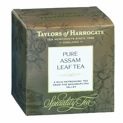 Taylors of Harrogate Pure Assam Loose Leaf, 4.41 Ounce Carton