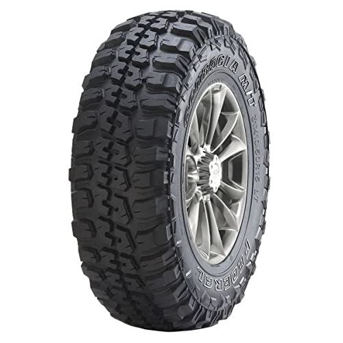 Federal Couragia M/T Mud-Terrain Radial Tire - LT235/75R15 104/