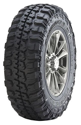 Federal Couragia M/T Mud-Terrain Radial Tire - LT225/75R16 115Q