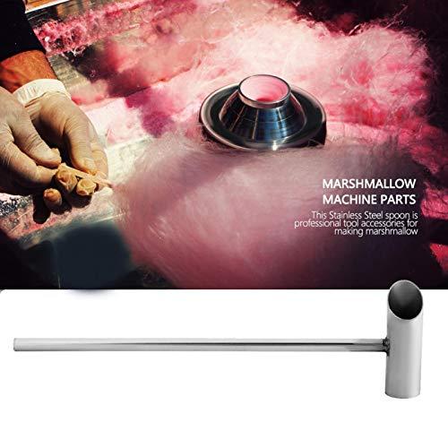Marshmallow Maschinenlöffel 29cm Edelstahl Zuckerlöffel Edelstahl für Maschine