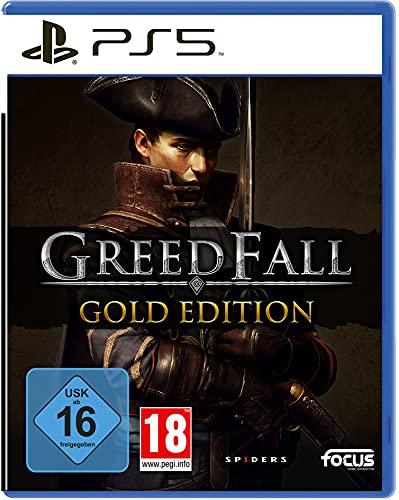 Greedfall Gold Edition (PlayStation 5)
