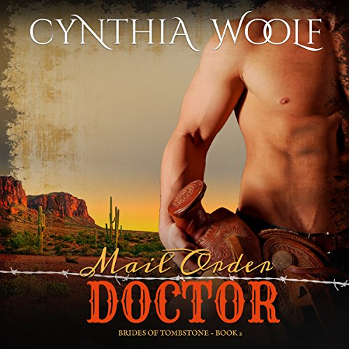 Mail Order Doctor audiobook cover art