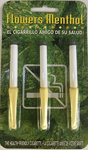 The Flower E09632, Pack De 3 Cigarrillos