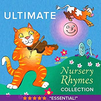 Ultimate Nursery Rhymes Collection: Relaxing Nursery Rhyme Sing Along Songs & Children's Music for Moms, Babies & Kids
