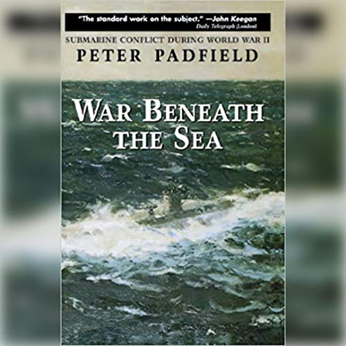 War Beneath the Sea cover art