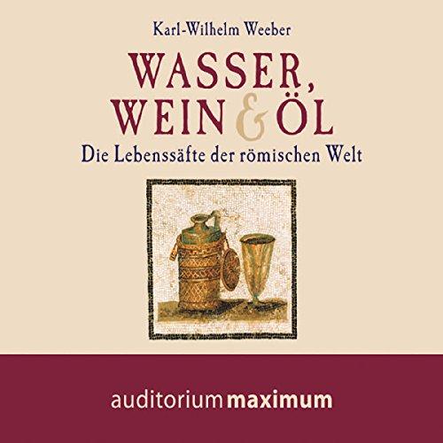 Wasser, Wein & Öl Titelbild