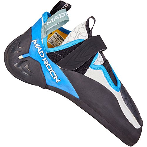 Mad Rock Drone High Volume Climbing Shoe - Yellow/Blue 8.5