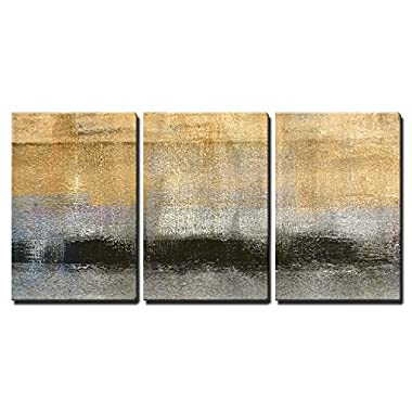 wall26 - Abstract Colorful Background - Canvas Art Wall Decor - 24 x36 x3 Panels
