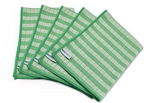 Turboprodukte Bambus Geschirrtücher Abtrockentücher (5)