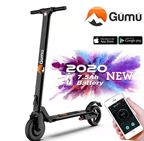 GÜMÜ H6 - Trottinette électrique, Electric Scooter Batterie 7.5Ah Longue portée de...