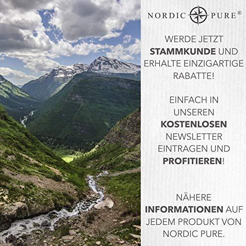 Kolloidales Silber/Silberwasser (50-100 ppm) von Nordic Pure (250ml | 100 PPM) - 6
