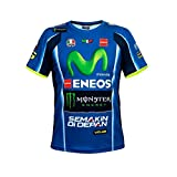 Valentino Rossi Yamaha M1 Replica Offizielles T-Shirt -