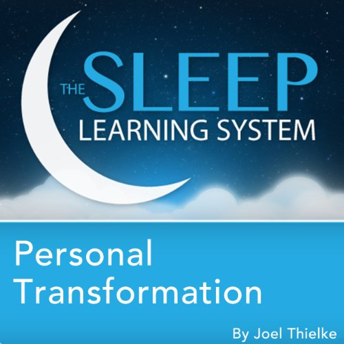 Personal Transformation with Hypnosis, Meditation, and Affirmations cover art