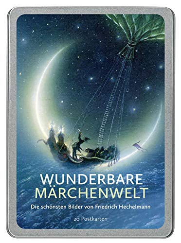 Wunderbare Märchenwelt: Die schönsten Bilder von Friedrich Hechelmann