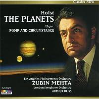 ホルスト組曲《惑星》 / エルガー《威風堂々》第1番 第4番 EJS1020