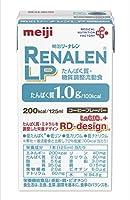 リーナレンLP たんぱく質・糖質調整流動食 125ml×24本
