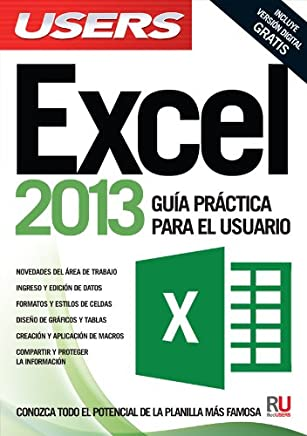 Excel 2013: Manuales Users (Spanish Edition)