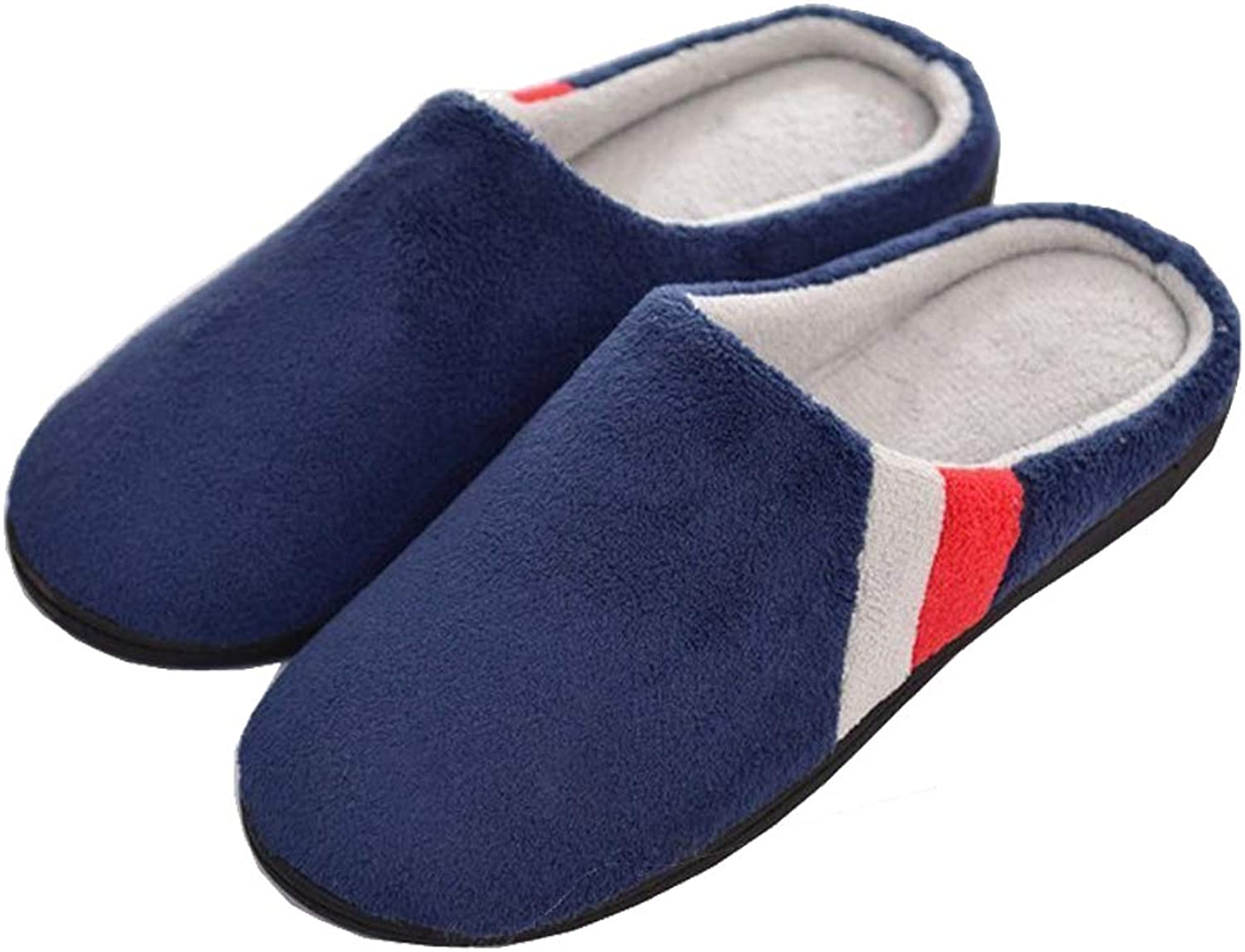 Lijeer Indoor Home Slippers Men Memory Foam Cozy House shoes Slides House Non-Slip Warm Flip Flops Women