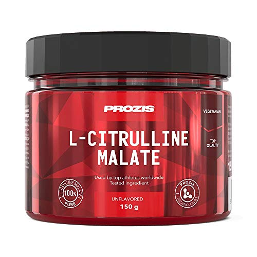 Prozis L-Citrulline Malate, Natural - 150 gr