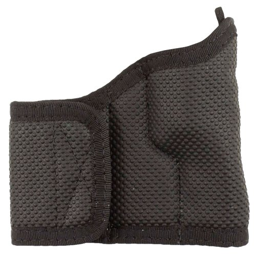 Desantis Nylon Ambidextrous Pocket Holster, Black