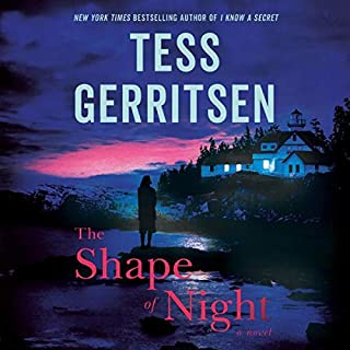 The Shape of Night cover art