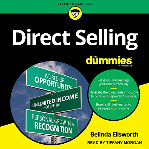 Direct Selling for Dummies cover art