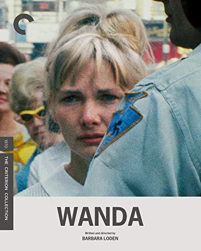 Criterion Collection: Wanda [Edizione: Stati Uniti] [Italia] [Blu-ray]