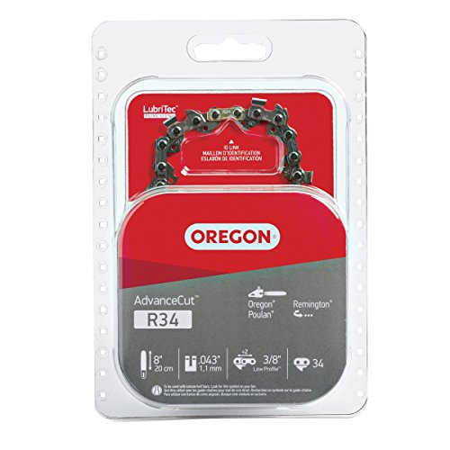 Oregon R34 AdvanceCut 8-Inch Micro Lite Chainsaw...