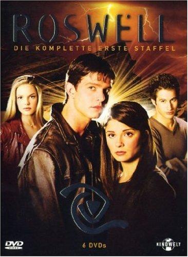 Die komplette erste Staffel (6 DVDs)