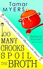 Too Many Crooks Spoil the Broth (An Amish Bed and Breakfast Mystery with Recipes Book 1)