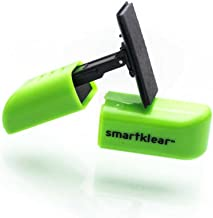 CarbonKlean SmartKlear Injected Smartphone Tablet Ipad Screen Cleaner, Lime Green