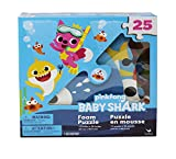 Pinkfong Baby Shark 25-Piece Foam Puzzle