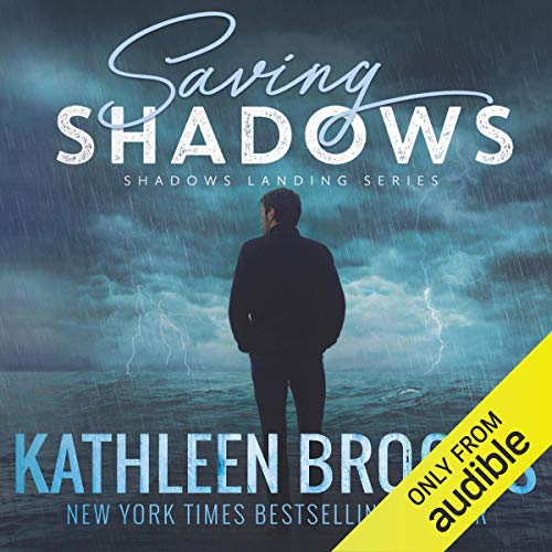 Saving Shadows audiobook cover art