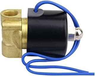 DC 24V 14 Inch Electric Solenoid Valve for Air Water